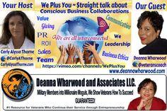 We Plus You - Deanna Veterans