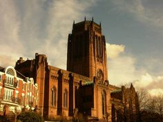 The beautiful Anglican Cathedral