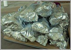 Breakfast Burritos – From the Freezer