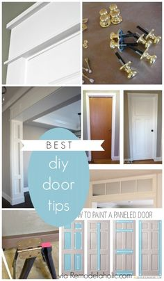 Best DIY Door Tips f