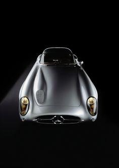 Mercedes-Benz 300 SLR  Rene Staud Photography