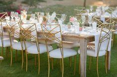 Glamorous Palm Springs Wedding: Meg + Scott