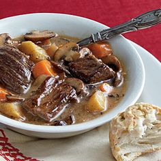 Belgian Beef and Beer Stew | CookingLight.com