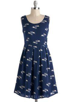 Tour Glide Dress, #ModCloth