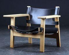 Børge Mogensen | The Spanish Chair