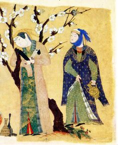 Connecting Women to the Silk Road Wearing Silk (Women in World History Curriculum)