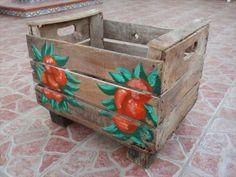 DIY Rustic Pallet Planter Box | Wooden Pallet Furniture