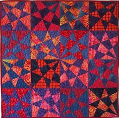 Quilt Inspiration: Engineering and quilts by Lorrie Faith Cranor