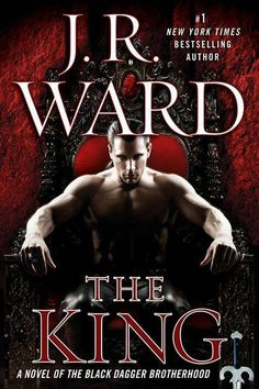 Laura's Review of The King by J.R. Ward - Black Dagger Brotherhood Series
