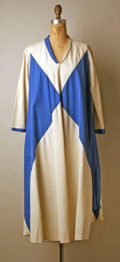 Dress Emilio Pucci (Italian) ca. early to mid-1960s silk