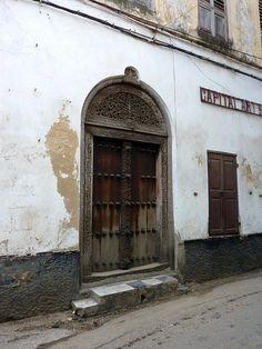 ....Stone Town, Zanzibar