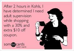 kohls is dangerous