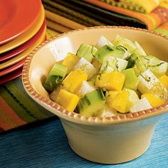 Mango, Jicama  Cucumber Salad