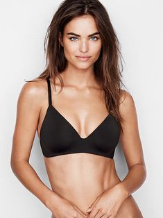Lightly Lined Wireless Bra - The T-shirt - vs