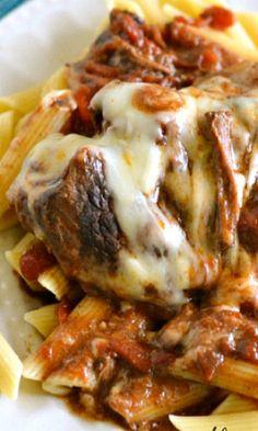 Crock Pot Italian Swiss Steak