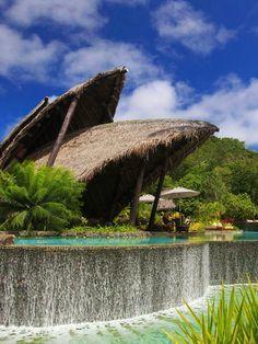 Opera House Huts Laucala Island Resort, Taveuni Fiji