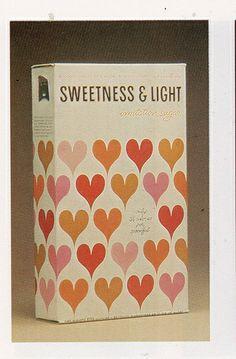 vintage packaging :: Sweetness & Light - sugar. by dailypoetics, via Flickr