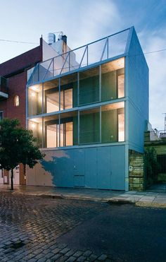 Lago Houses, Buenos Aires/Argentina by Adamo-faiden architects