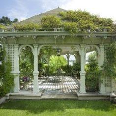 garden folly on Pinterest Hothouse Country Estate and