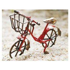Mini Red Bicycle