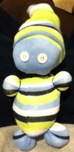 No-Sew Sock Dolls Eco-friendly Craft For Kids http://planetforward.ca/blog/no-sew-sock-dolls-eco-friendly-craft-for-kids/