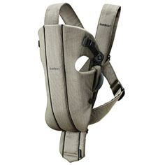 organic baby carrier...
