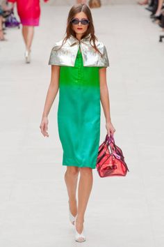 Burberry Prorsum Spring 2013 Ready-to-Wear Collection