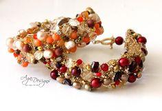 Crochet bracelets Tutorial