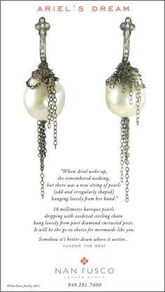 diamonds & pearls: nan fusco jewelry