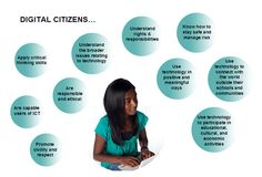 Educational Technology and Mobile Learning: digital citizenship