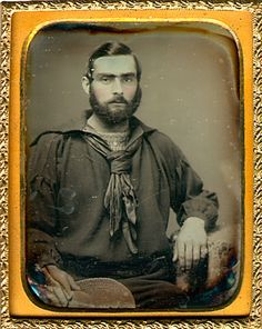 Image detail for -civil war sailor daguerreotype