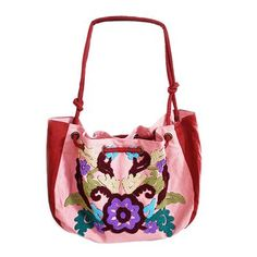 S/S 2013 NEW ARRIVAL Large Shoulder Bag with Embroidery
