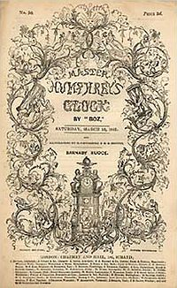 The Old Curiosity Shop is a novel by Charles Dickens