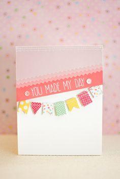 case studies, studi 179, card inspir, craft, park, challeng, cards, banner card, banners
