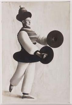 Oskar Schlemmer - Bauhaus