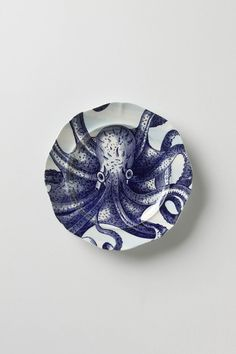 octopus plate #tentacles