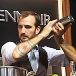 How to make cocktails like The Aviary's Grant Achatz and Charles Joly.