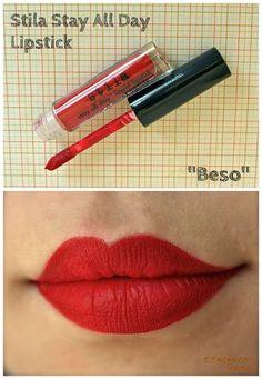 Stila Stay All Day Liquid Lipstick in Beso