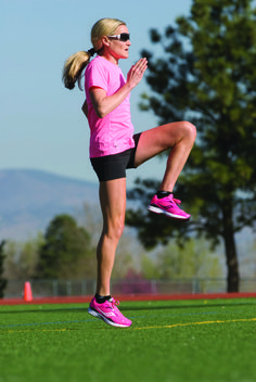 Do these nine drills consistently to help improve your running form.