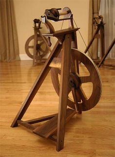 first spinning wheel for sale handmade