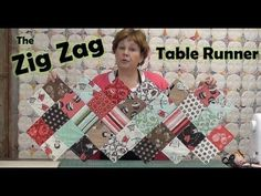 zag charm, charm pack projects, missouri star quilt company, star quilts, charm pack table runner, quilt blocks, quick quilting projects, table runner charm pack, zig zag quilt runner