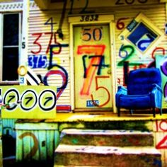 The Number House