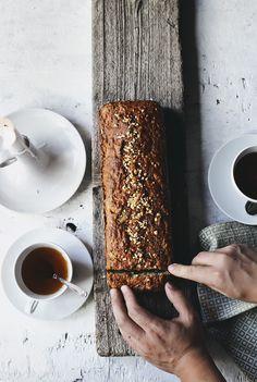 Breakfast: Zucchini Bread