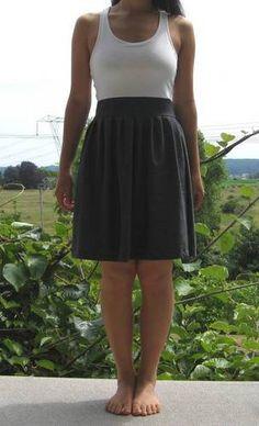 Tank dress tutorial