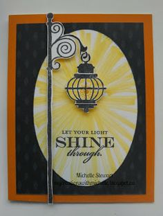 My Creations with Michelle: SOTM Blog Hop - Illuminate and Let your Light Shine Through #Sarita