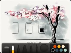 Paper App by FiftyThree