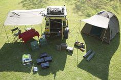 Safari kit, Shaw Safaris, Tanzania by ConserVentures, via Flickr