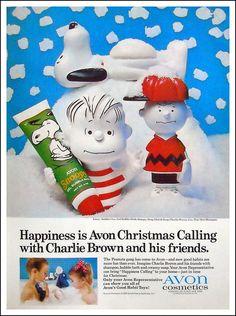 Avon Happiness, 1968