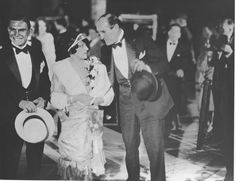 Ernest Ian Torrence, Elsie Torrence And Ernest Torrence At The Movie Premiere Of King Of Kings At Grauman's Chinese Theater