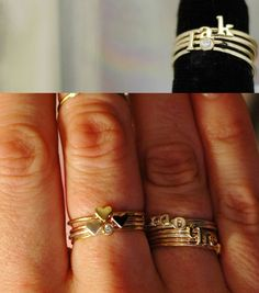 catbird stacking rings